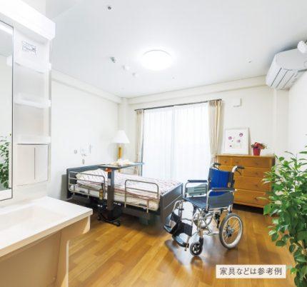 サービス付き高齢者向け住宅 エイジフリー ハウス 船橋習志野台(千葉県船橋市)イメージ