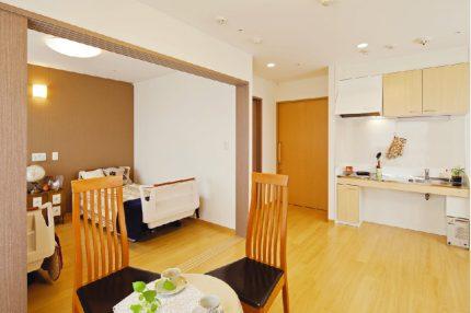 サービス付き高齢者向け住宅 森田さんち(千葉県野田市)イメージ