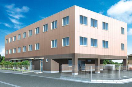 サービス付き高齢者向け住宅 なごやかレジデンス柏松葉(千葉県柏市)イメージ