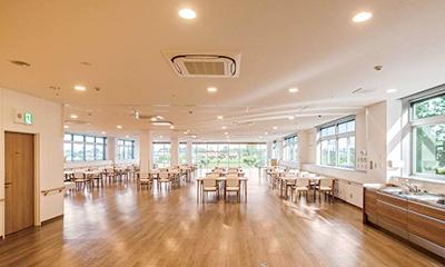 介護付有料老人ホーム しまナーシングホームガーデン(茨城県水戸市)イメージ