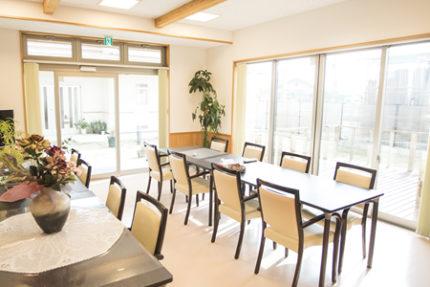 サービス付き高齢者向け住宅 「久米」(茨城県常陸太田市)イメージ