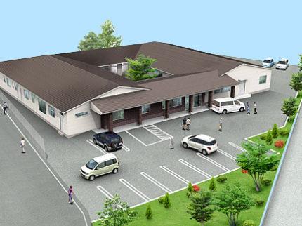 サービス付き高齢者向け住宅 ウェルネス足崎(茨城県ひたちなか市) イメージ