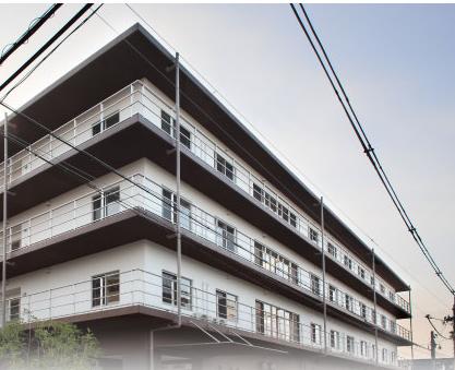 サービス付き高齢者向け住宅 大きな手 西住之江(大阪府大阪市住之江区)イメージ