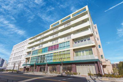 サービス付き高齢者向け住宅 パークコート(大阪府大阪市西成区)イメージ