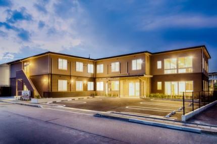 サービス付き高齢者向け住宅 ナーシングホームながの(長野県長野市)イメージ