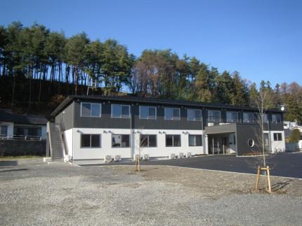 サービス付き高齢者向け住宅 くわの実荘(長野県松本市)イメージ