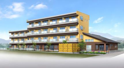 サービス付き高齢者向け住宅 シニア南俣ハウス(長野県長野市)イメージ