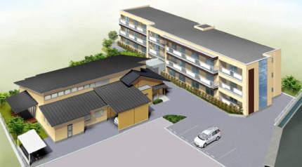 サービス付き高齢者向け住宅 シニア若里ハウス(長野県長野市)イメージ