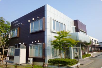 サービス付き高齢者向け住宅 ケアメントハウスあんどの里ありそ館(富山県魚津市)イメージ