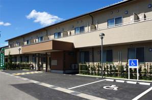 サービス付き高齢者向け住宅 コスモスの里(富山県富山市)イメージ