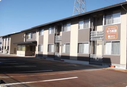 サービス付き高齢者向け住宅 そう呉羽(富山県富山市)イメージ