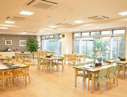 サービス付き高齢者向け住宅 アルファリビング広島観音本町(広島県広島市西区)イメージ