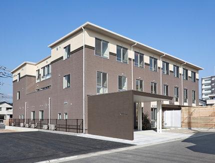 住宅型有料老人ホーム アルファリビング広島段原(広島県広島市南区)イメージ