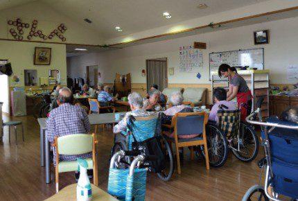 たてがみの郷/介護老人保健施設(島根県大田市)イメージ