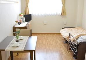 サービス付き高齢者向け住宅 所沢ライフステーション華(埼玉県所沢市)イメージ