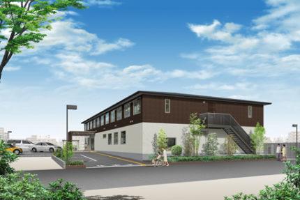 サービス付き高齢者向け住宅 なごやかレジデンス戸田公園(埼玉県戸田市)イメージ
