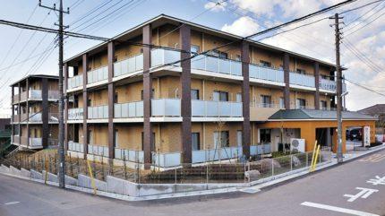 住宅型有料老人ホーム めいと小金原新館(千葉県松戸市)イメージ