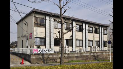住宅型有料老人ホーム めいと松戸(千葉県松戸市)イメージ