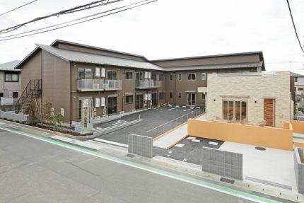 サービス付き高齢者向け住宅 ハーウィル東岩槻( 埼玉県さいたま市岩槻区)イメージ