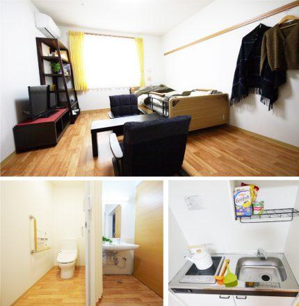サービス付き高齢者向け住宅 シルバーハウス大宝( 滋賀県栗東市)イメージ