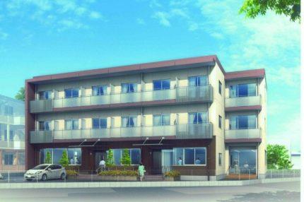サービス付き高齢者向け住宅 サン・ヒルズ三愛(福岡県福津市)イメージ