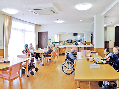 サービス付き高齢者向け住宅 御伽草子久居明神(三重県津市)イメージ