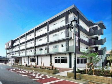 サービス付き高齢者向け住宅 コンフォータス湘南台(神奈川県藤沢市)イメージ