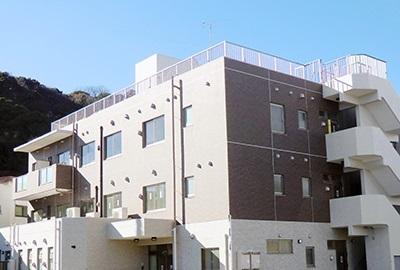 サービス付き高齢者向け住宅 住まいるClass久里浜(神奈川県横須賀市)イメージ