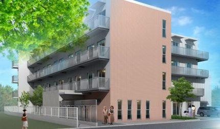 サービス付き高齢者向け住宅 エクラシア川越(埼玉県川越市)イメージ