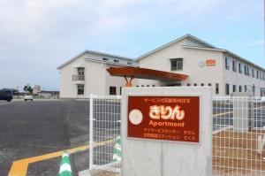 サービス付き高齢者向け住宅 きりんアパートメント(佐賀県佐賀市)イメージ