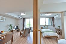 サービス付き高齢者向け住宅 シノンあざみ野サウス(神奈川県横浜市青葉区)イメージ