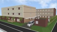 サービス付き高齢者向け住宅 ライフシップ大麻(北海道江別市)イメージ