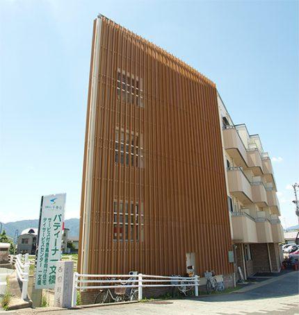 サービス付き高齢者向け住宅 パティーナ一文橋(京都府向日市)イメージ