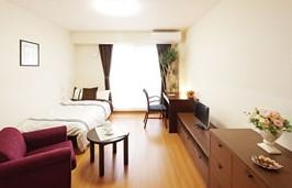 サービス付き高齢者向け住宅 シニアレジデンス・スパながしま(三重県桑名市)イメージ