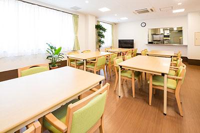 サービス付き高齢者向け住宅 恵寿(京都府京都市伏見区)イメージ
