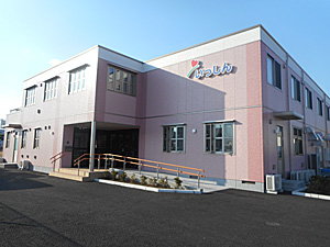 サービス付き高齢者向け住宅 ここいち深谷(埼玉県深谷市)イメージ