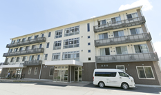 サービス付き高齢者向け住宅 ラ・サンテひらまつ(佐賀県小城市)イメージ