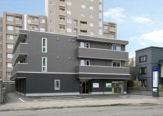サービス付き高齢者向け住宅 セレスコート啓明(北海道札幌市中央区)イメージ