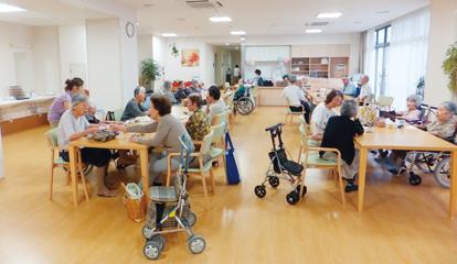 サービス付き高齢者向け住宅 安濃津ろまん(三重県津市)イメージ