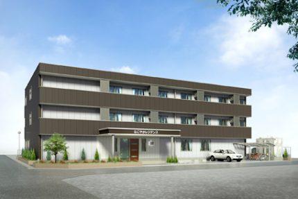 サービス付き高齢者向け住宅 なごやかレジデンス高座渋谷(神奈川県大和市)イメージ