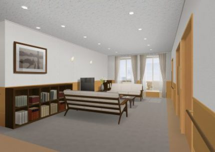 サービス付高齢者向け住宅 グランドハウス梅林(福岡県福岡市城南区)イメージ