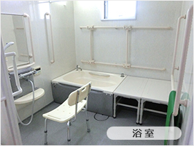 サービス付き高齢者向け住宅 ケアライフ・烏ヶ森(栃木県那須塩原市)イメージ