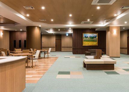 サービス付き高齢者向け住宅 ライフコートステラ(北海道札幌市手稲区)イメージ
