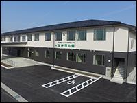 サービス付き高齢者向け住宅 JAあきた白神特定施設白神憩の郷(秋田県能代市)イメージ