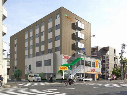 サービス付き高齢者向け住宅 ココファン横浜前里(神奈川県横浜市南区)イメージ