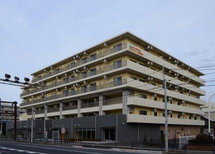 サービス付き高齢者向け住宅 ココファン横浜鶴見(神奈川県横浜市鶴見区)イメージ