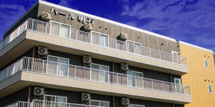 サービス付き高齢者向け住宅 パール明石(兵庫県明石市)イメージ