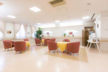 介護付有料老人ホーム ゆうゆうassistナーシングホーム北久里浜(神奈川県横須賀市)イメージ