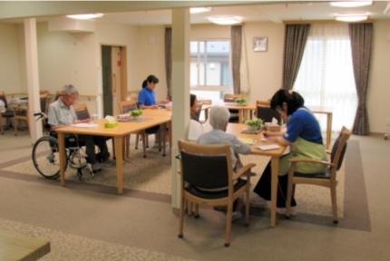 介護付き有料老人ホーム ミモザおゆみ野(千葉県千葉市緑区)イメージ