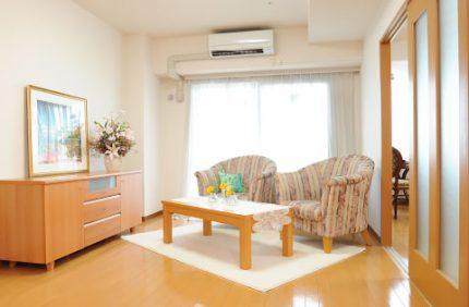 介護付有料老人ホーム ラークヒルズ札幌(北海道札幌市厚別区)イメージ